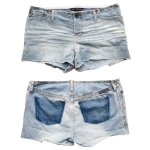 Abercrombie & Fitch Low Rise Classic Shorts 🩳